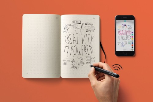 Moleskine Smart Writing